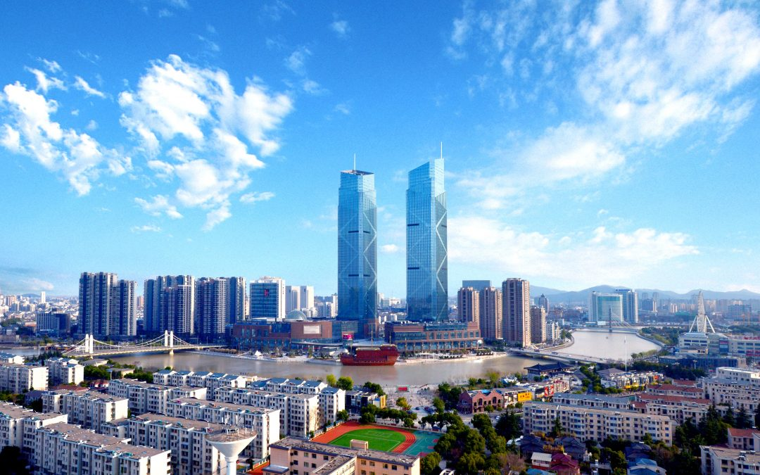 Perfect Places for Technology in China