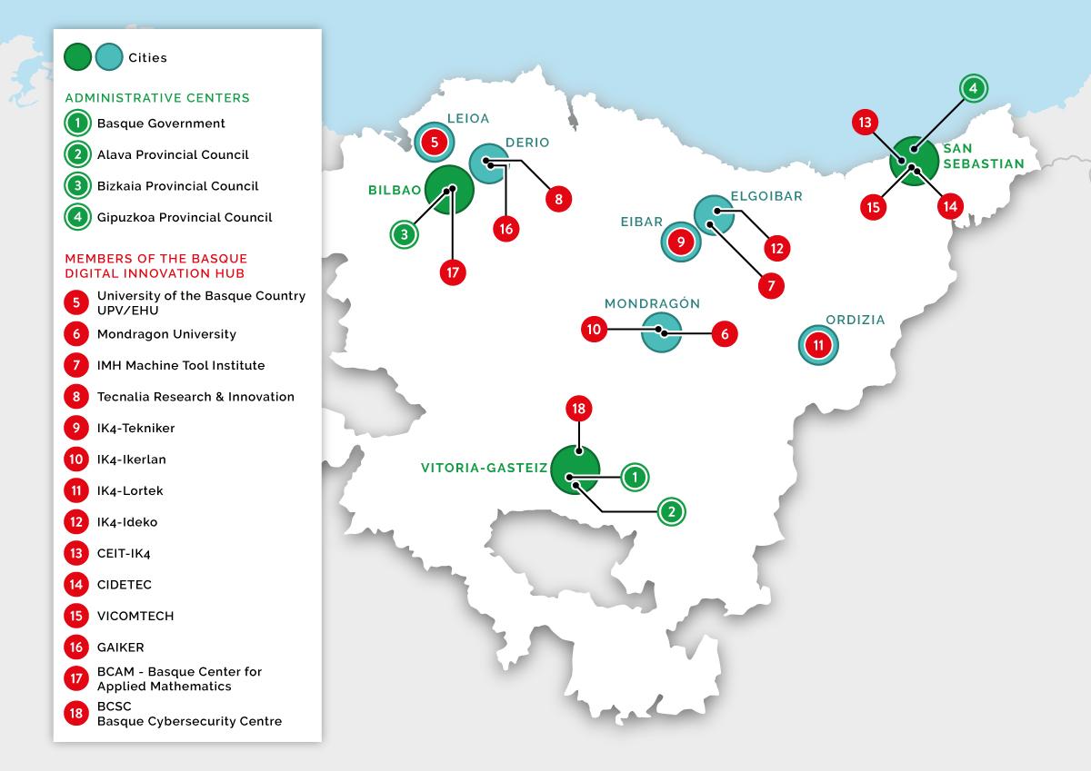 Map Basque SPRI
